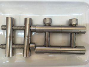 ANSI 316Ti / EN 1.4571, 317L / EN 1.4438 деталі з нержавіючої сталі - серія шатуна