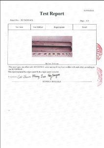 Сертифікат на A453 660B 3