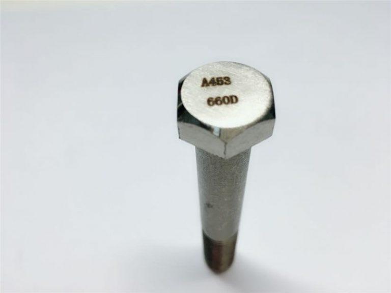 a286 високоякісні кріплення astm a453 660 en1.4980 апаратне кріплення шнекових машин
