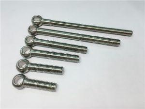 NO.38-904L 1.4539 UNS N08904 Очний болт, спеціальні болти для складання клапанів