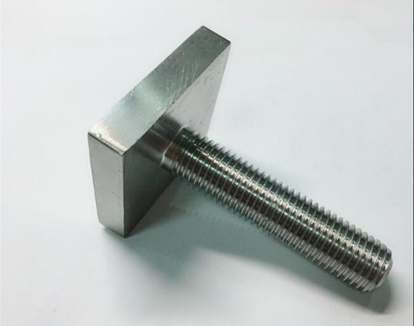 нікель cooper monel400 квадратний кріплення болта uns n04400