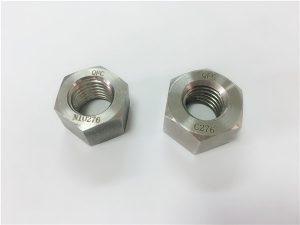 №108-Кріплення спеціального сплаву-виробника має гайки із сплаву C276