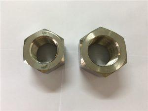 №111-Виробництво нікелевого сплаву A453 660 1,4980 шестигранні гайки