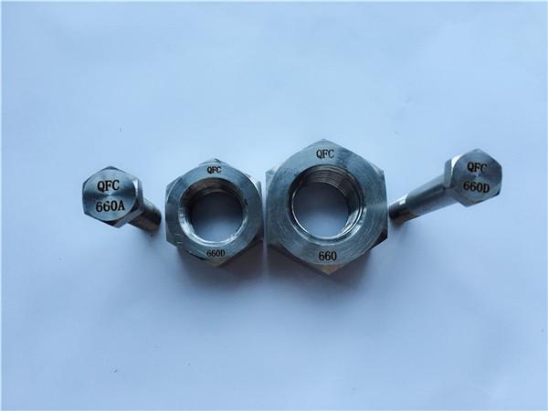 нікелевий сплав c22 en 2.4602 всі болтові різьбові шпильки nus hastelloy c 276