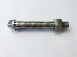 №2-AISI SAE 347 кріплення з нержавіючої сталі