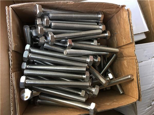 310с / 1,44845 спеціальні кріплення з нержавіючої сталі з шестигранною шайбою шайби з гайкою m24 * 80мм