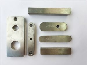 №5-Останній стандарт DIN6885A Паралельний ключ дуплексний ключ 2205