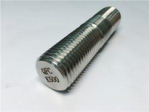 No.62-Monel K500 різьбовий стрижень
