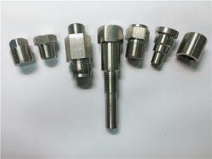 No.67-Високоякісні кріпильні верстати з нержавіючої сталі Oem, виготовлені з механічної обробки з ЧПУ