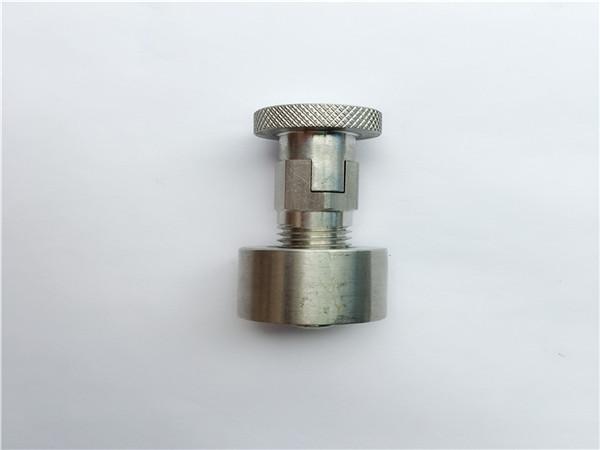 ss304, 316l, 317l, ss410 каретний болт з круглою гайкою, нестандартні кріплення