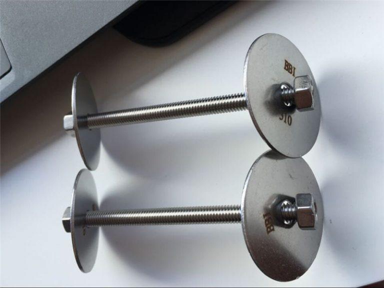 Кріплення ss310 / ss310s astm f593, болти, гайки та шайби з нержавіючої сталі