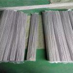 W.Nr.2.4360 супер нікелевий сплав монель 400 нікелевих стрижнів