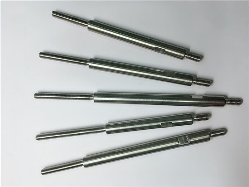 ЧПУ точної обробки різьбовими кріпленнями з нержавіючої сталі