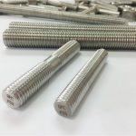 спеціальні автоматичні кріплення з нержавіючої сталі з двостороннім різьбовим стрижнем
