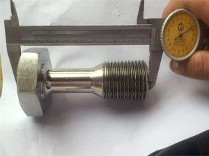 спеціальна обробка деталей з ЧПУ, точна обробка кріплення гвинта