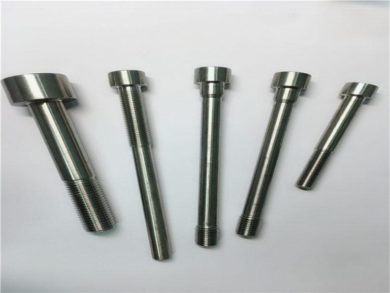нестандартні філіпсові щілинні циліндричні головки дюбеля для шпильки з отвором