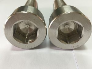 виробники кріплень болт головки гнізда з титановим шестикутником DIN 6912
